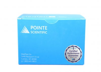 Pointe BUN (Urea Nitrogen) – Colorimetric Open Channel Reagent