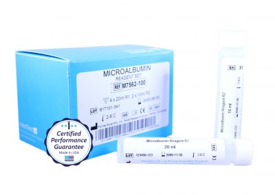 Pointe Microalbumin Open Channel Reagent