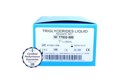 Pointe Triglycerides – Liquid Open Channel Reagent