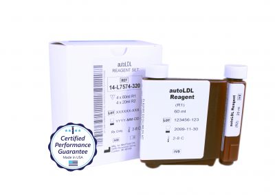 Pointe autoLDL™ Cholesterol Instrument Specific Reagent, Mindray BS-480 Analyzer