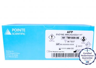Pointe™ Alpha-Fetoprotein (AFP) Well Plate Test Kit