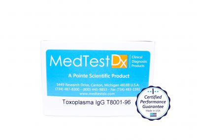 Pointe™ Toxoplasma IgG Well Plate Test Kit
